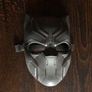 Black Panther Mask - Hasbro Brand